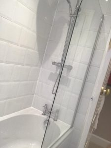 New Bath & Shower Installation