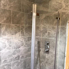 New Bathroom installation
